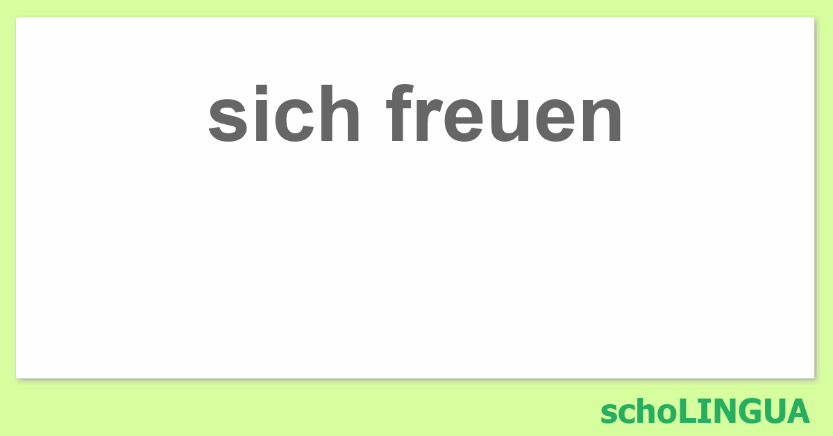 Freuen English